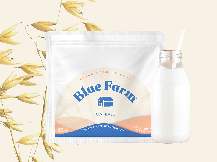 Disrupting alt milk with oat powder: 'By chopping packaging spoil and transport miles, we promote a sustainable draw of ingesting milk'