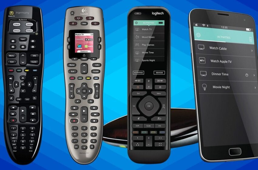 Take dangle of Have an eye fixed on of Your Perfect Residence With the Simplest Universal Remotes