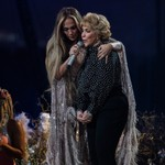 Jennifer Lopez Brings Her Mom to the Stage at 'Vax Are residing' Concert