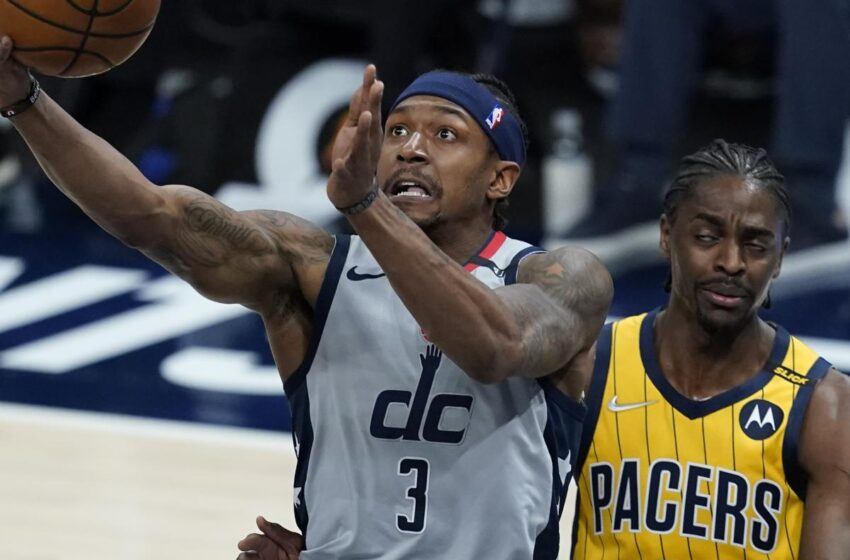 Bradley Beal Will Not Play for Wizards vs. Hawks On sage of Hamstring Hurt
