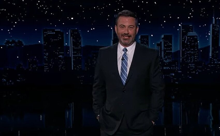 Kimmel Isn't Shopping Kentucky Derby Steroid Horse Coach's 'Assassinate Culture' Protest (Video)