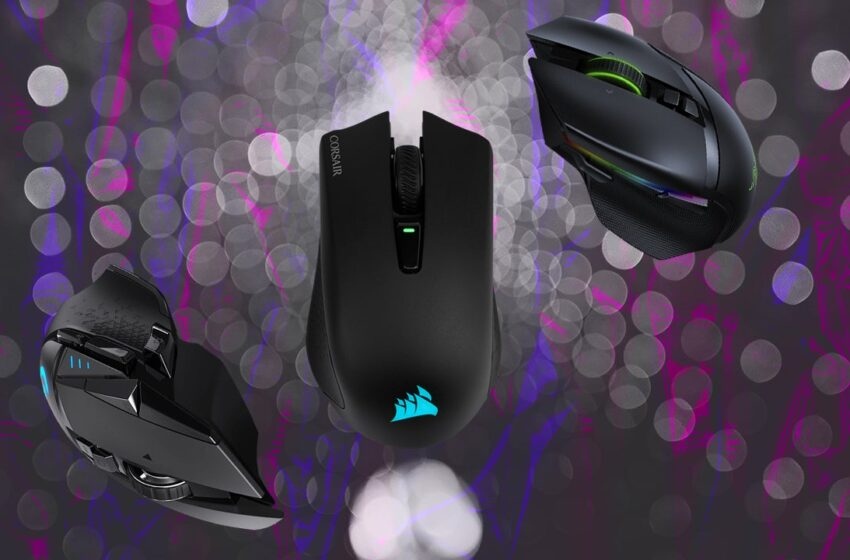 The Most efficient Wireless Gaming Mice For Tangle Free PC Gaming