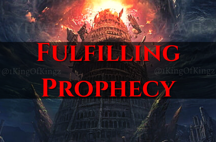 The Coming Messiah – Fulfilling Prophecy