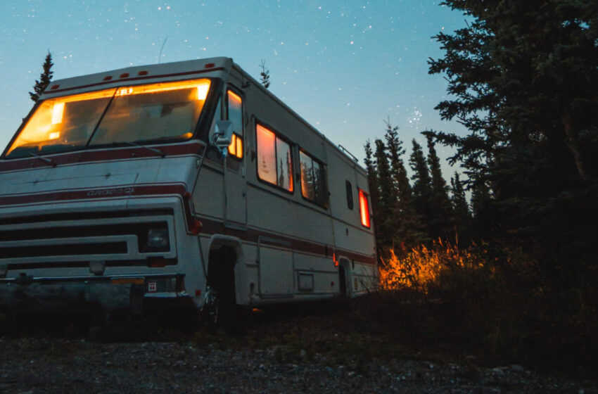 The RV Toddle