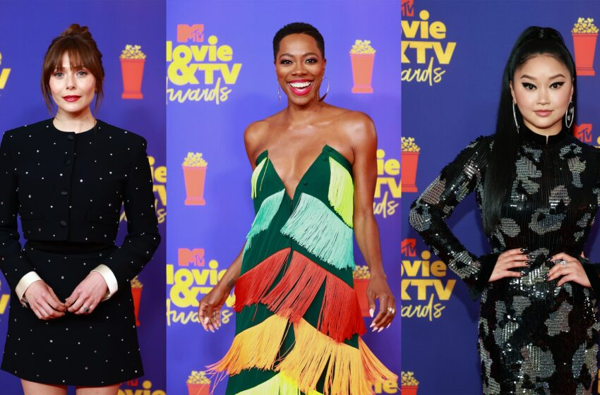 The Most efficient-Dressed Stars on the MTV Movie Awards
