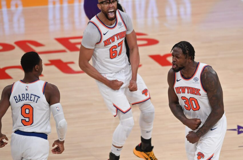 3 realistic targets for New York Knicks in 2021 NBA Playoffs