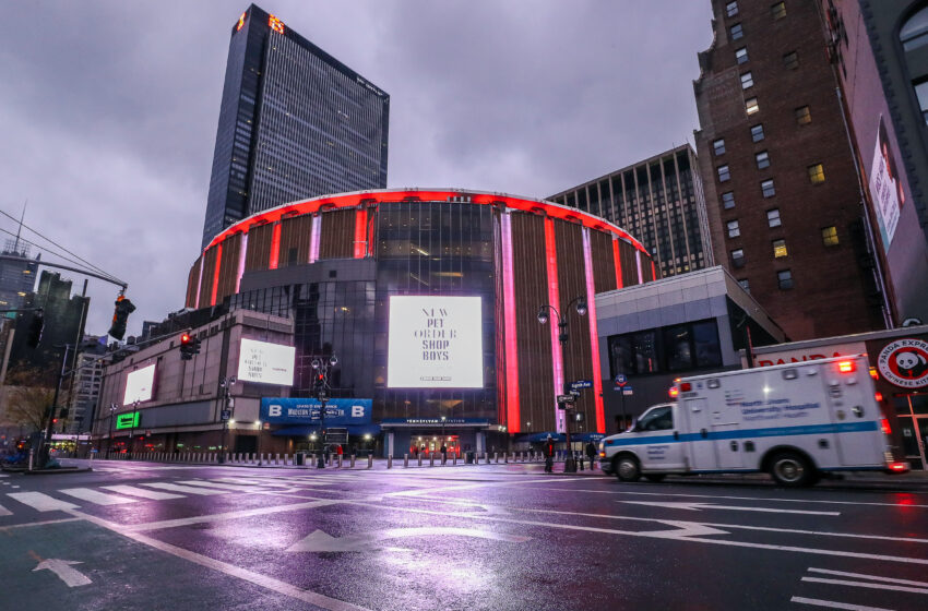 Knicks Stutter 1st 2 Playoff Games vs. Hawks at MSG Gain Offered out at 15K Ability