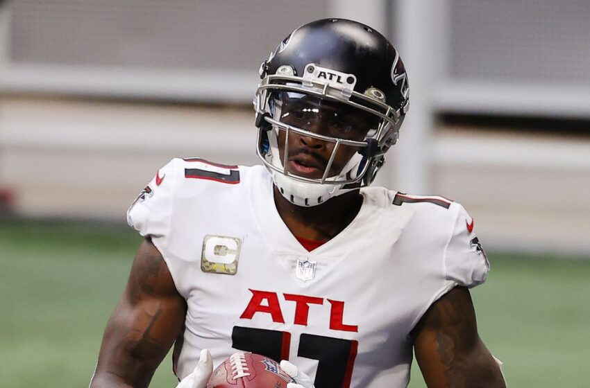 4 teams who could presumably peaceable commerce for Julio Jones