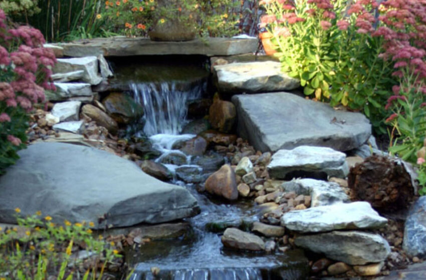 Recommendations on how to Resolve a Water Feature for Your Yard