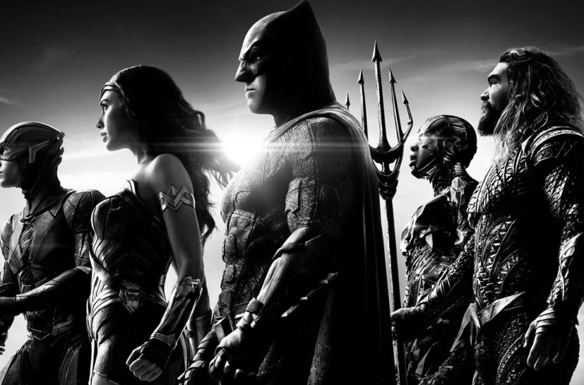 Every day Presents: The Snyder Gash back Now Available on Blu-ray (Zack Snyder's Justice League)