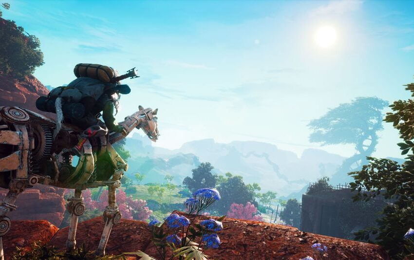 'Biomutant' is mainly the most peculiar video recreation I admire ever conducted