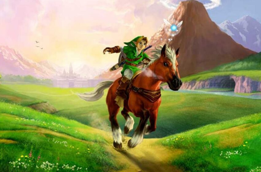 Zelda: Ocarina of Time Tech Demo Had Portals, 10 Years Sooner than Valve Made the Identical Ingredient