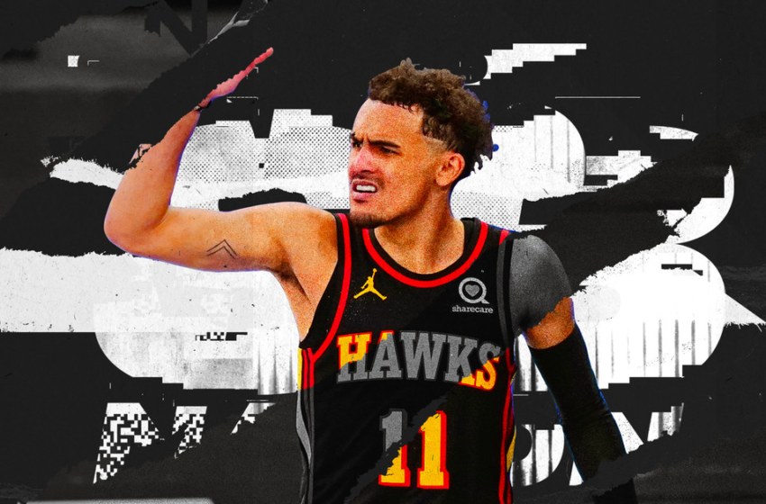 Trae Younger is ready for his moment within the NBA Playoffs