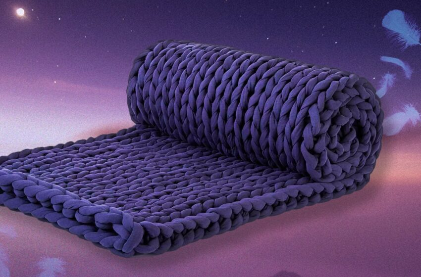 17 Easiest Weighted Blankets for the Deepest Sleep of Your Lifestyles