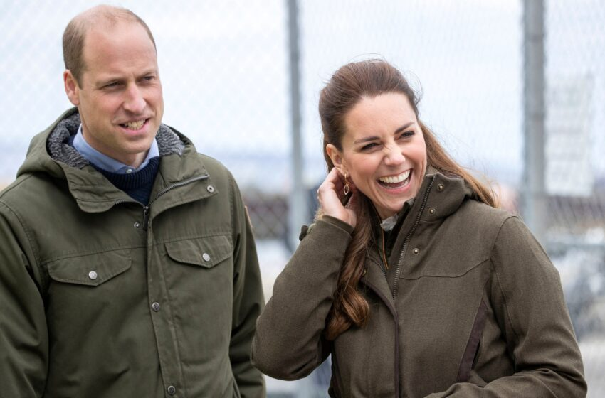 Secret agent a Cramped Cramped one Adorably Set a query to Kate Middleton If She's a Prince