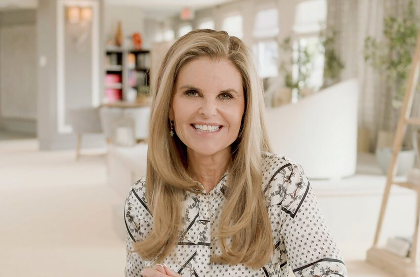 Maria Shriver and Cartier Crew Up For the Jewellery Behemoth's Digital Females's Initiative.