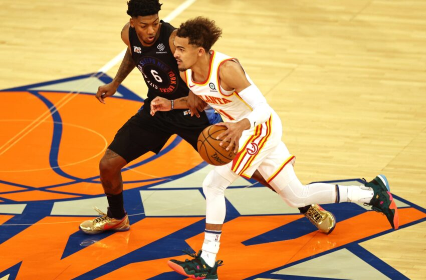 Trae Young is the final Knicks villain we by no plot knew we would enjoy appreciated