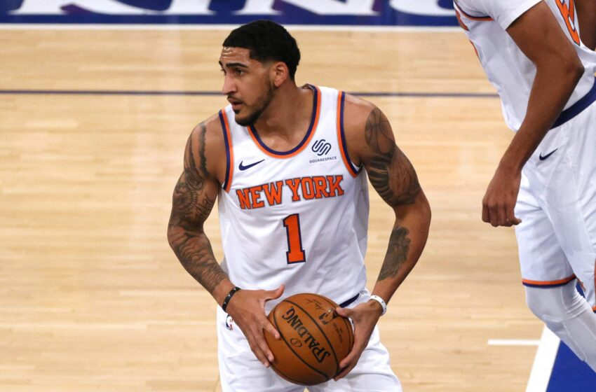 Obi Toppin's mom obtained emotional listening to Knicks followers chant her son's name (Video)