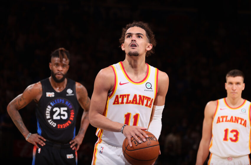Hawks' Trae Young: Knicks Fan Spitting on Me Changed into 'Disgusting; 'That is Uncalled For'