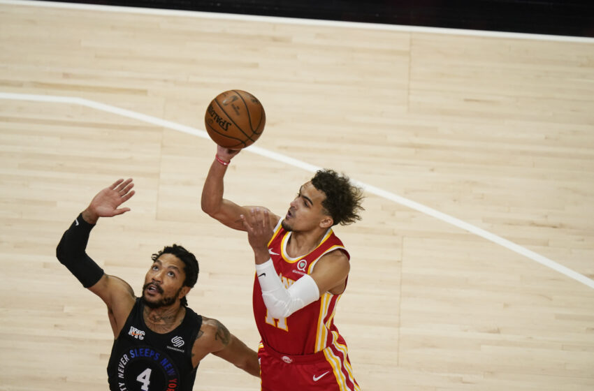 Trae Younger's 21 Options Lead Hawks to 2-1 Sequence Lead over Julius Randle, Knicks