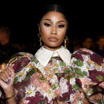 Nicki Minaj Shares Candy New Video of Her Minute one
