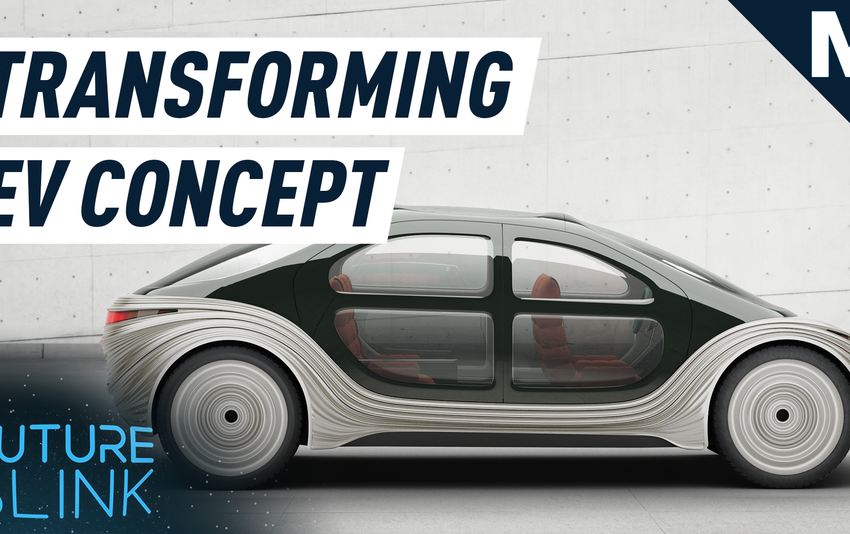 Meet the belief that EV that transforms correct into a cell lounge — Future Blink