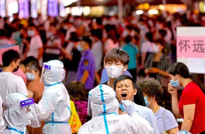 Newest Updates on Guangzhou's COVID-19 Outbreak