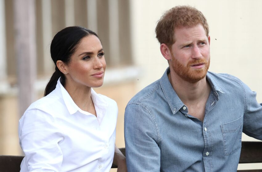 Prince Harry and Meghan Markle Accept as true with Reportedly Been Demoted on the Unswerving Royal Web page