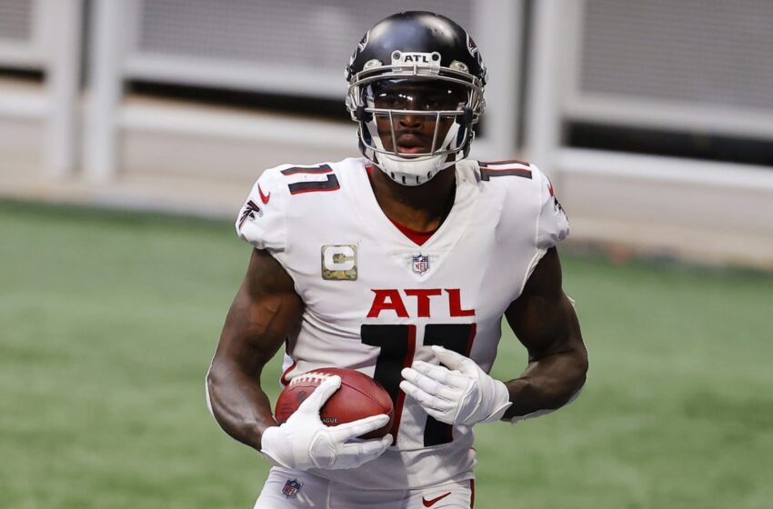May well well furthermore a workers's quarterback think where Julio Jones lands next?