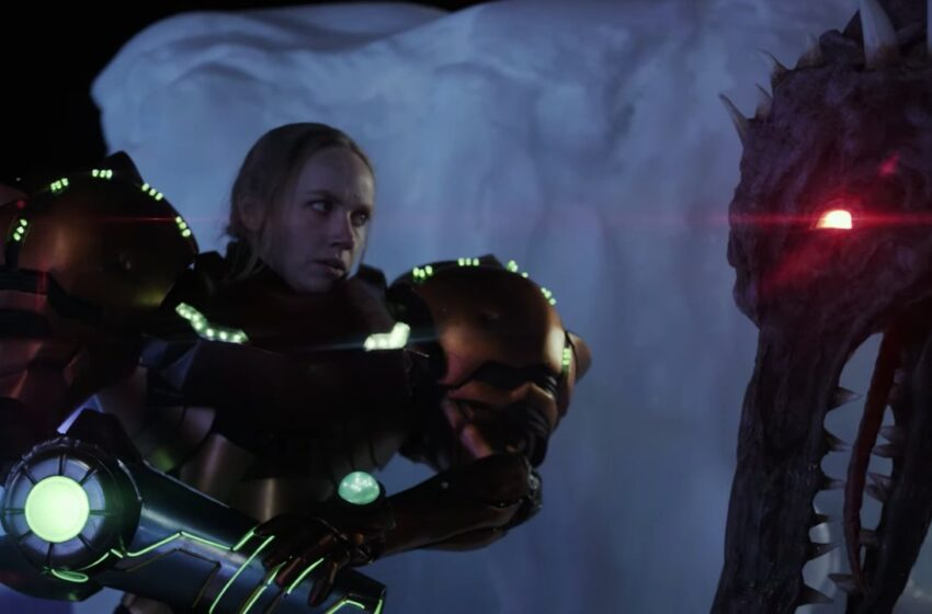 Random: Craving More Metroid? Take a look at Out This Spectacular Dwell Motion Short Movie