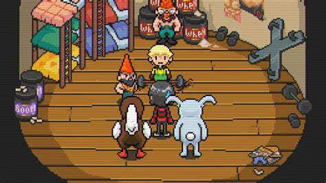 Oddventure Is A Original EarthBound And Undertale-Impressed RPG Coming To Swap In 2022