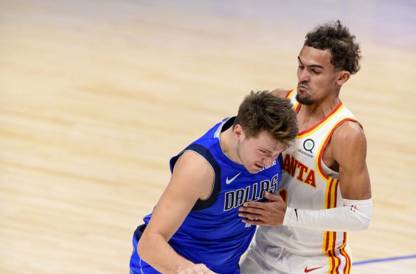 We are succesful of enjoy Luka Doncic and Trae Young without evaluating them