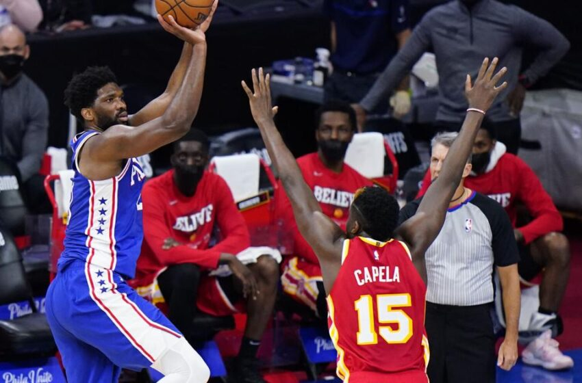 Hawks remain confident vs 76ers with out reference to Embiid's dominance