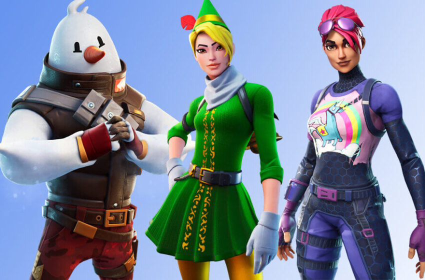 Fortnite Conception Royale adds community-made skins to the game