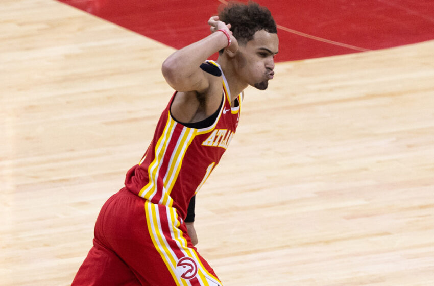 Trae Younger leads Hawks to 2d amazing comeback pick over 76ers