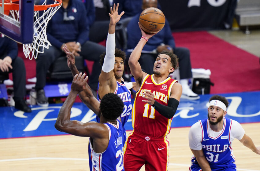 Trae Younger, Hawks Erase 26-Level Deficit to Beat Joel Embiid, 76ers in Recreation 5