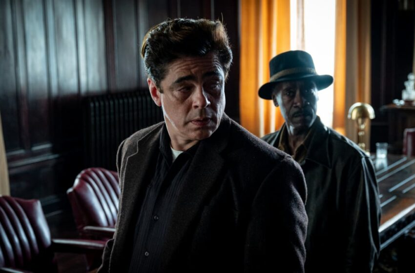'No Surprising Pass' Movie Overview: Steven Soderbergh Very Stylishly Overplays His Hand