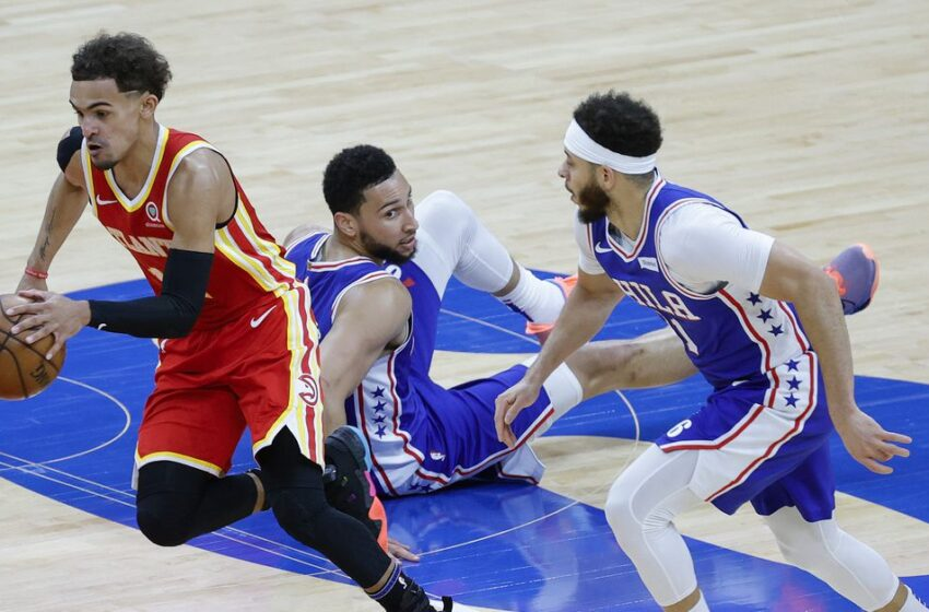 The Sixers collapse against the Hawks will stay in infamy