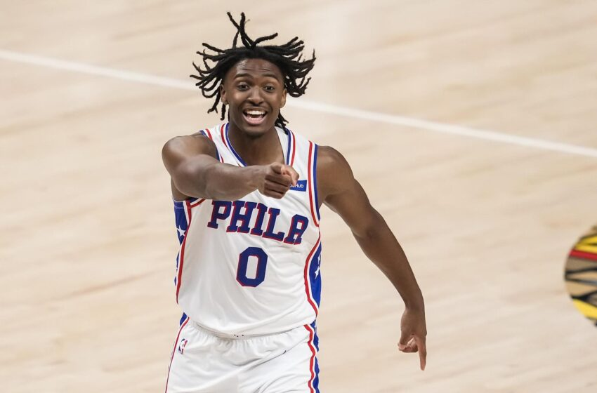 Sixers impressed with Tyrese Maxey's astronomical Sport 6 performance vs. Hawks