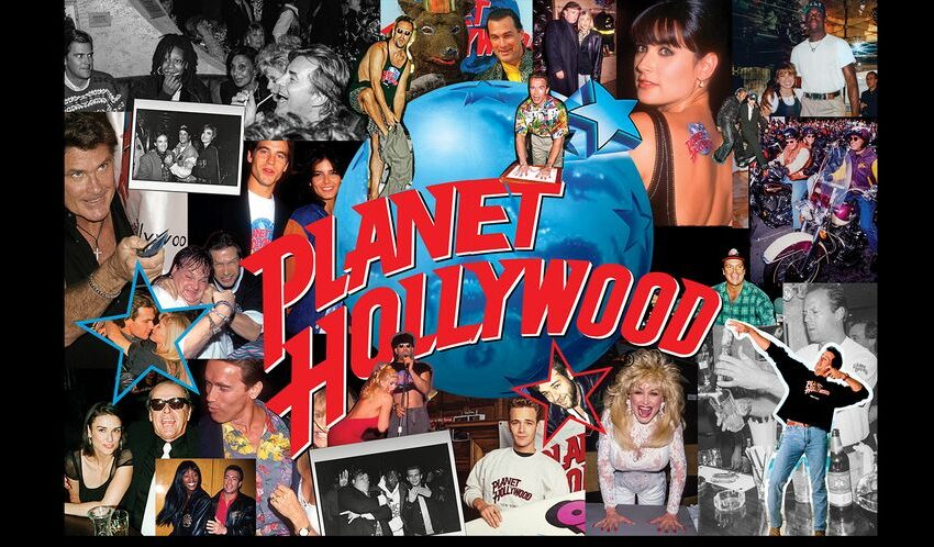 The Upward push and Fall of Planet Hollywood