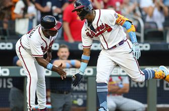 Ronald Acuña Jr. solo homer is distinction in Braves' brisk 1-0 buy over Cardinals