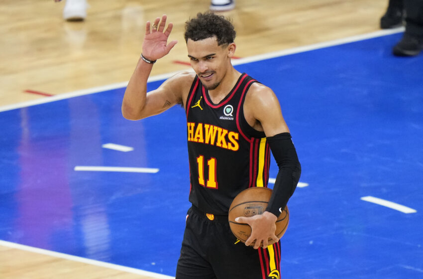 Hawks Troll 76ers After Playoff Series With 'Unusual Prince' Video on Twitter