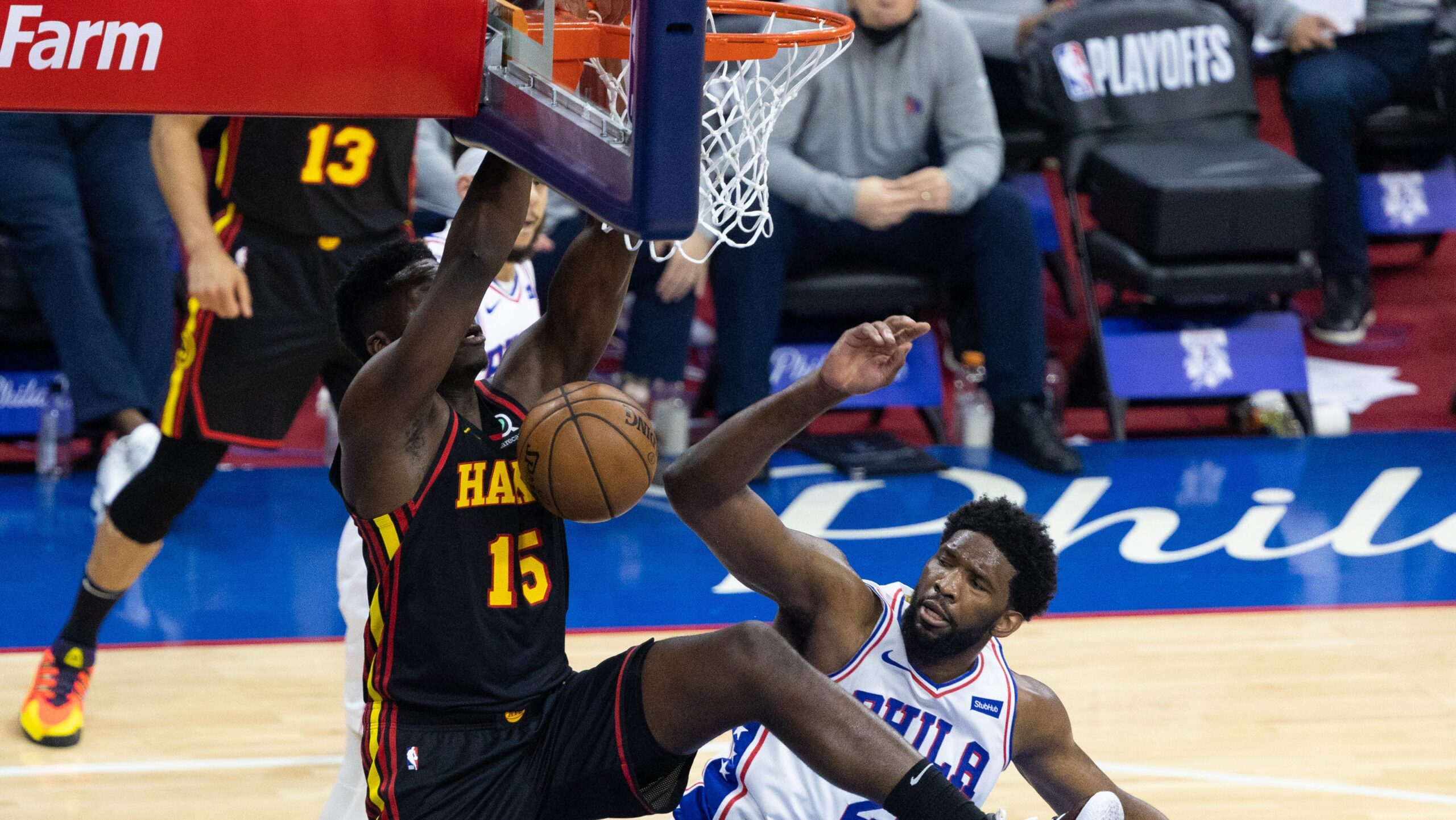 Atlanta Hawks dangle Game 7 over Philadelphia 76ers to advance to Jap Convention finals