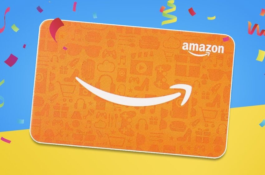 Amazon High Day's Most effective Deal is Here: Buy a $40 Reward Card, Salvage $10 Free Amazon Credit