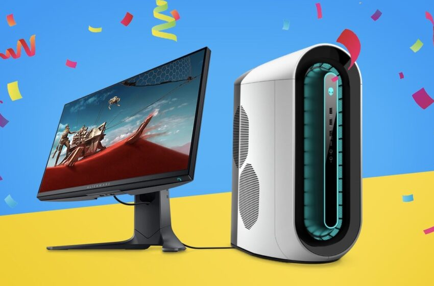 Better Than Amazon Prime Day: The $2199 Alienware RTX 3080 Gaming PC from Dell Is the Only PC Deal This day
