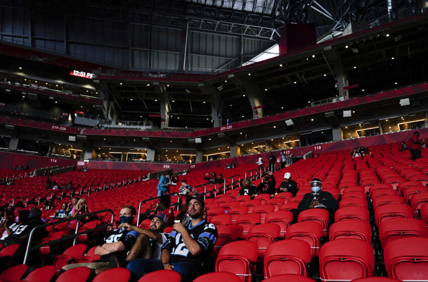 Falcons to capture open advise at Mercedes-Benz Stadium