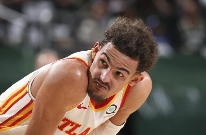 Trae Young Pushes Atlanta Hawks into Uncharted Territory with a Uncommon Trait