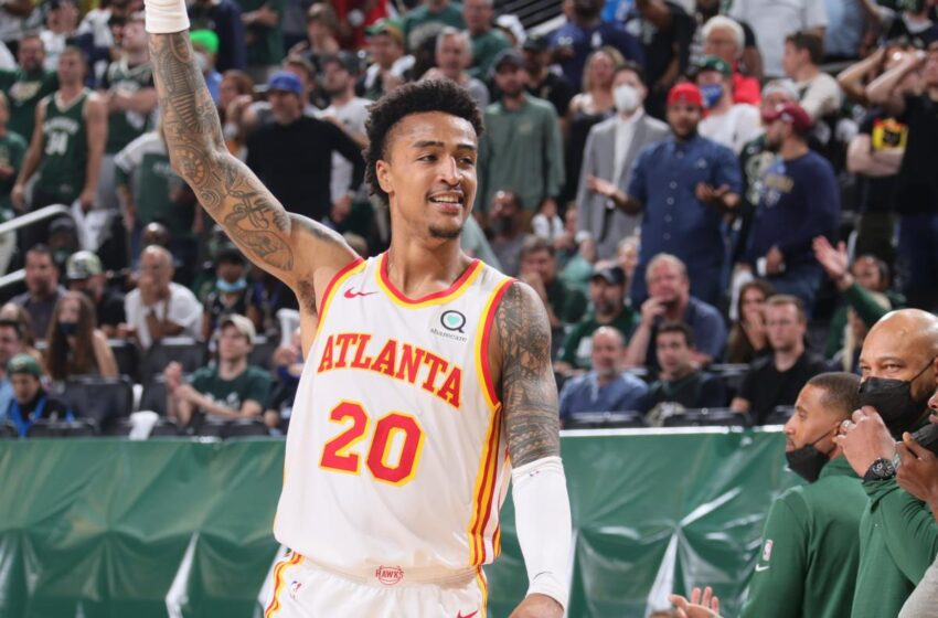 John Collins: Hawks Successful 3 Sport 1s 'Undoubtedly Build Some Respect on Our Names'