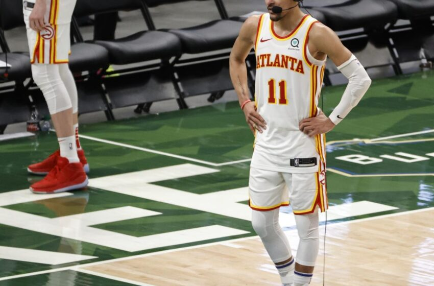 Trae Younger Says Hawks Can 'Crawl as A long way as We Decide To' in NBA Playoffs