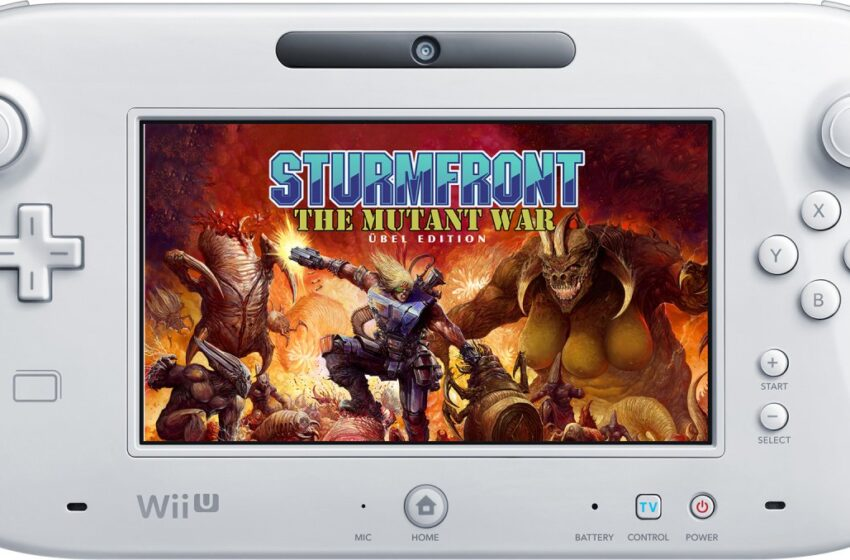 Yep, The Wii U Will get A New Game In July